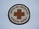 Medical Service Czech Army - bojová pouštní