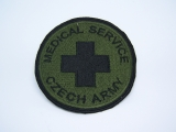 Medical Service Czech Army - bojová les