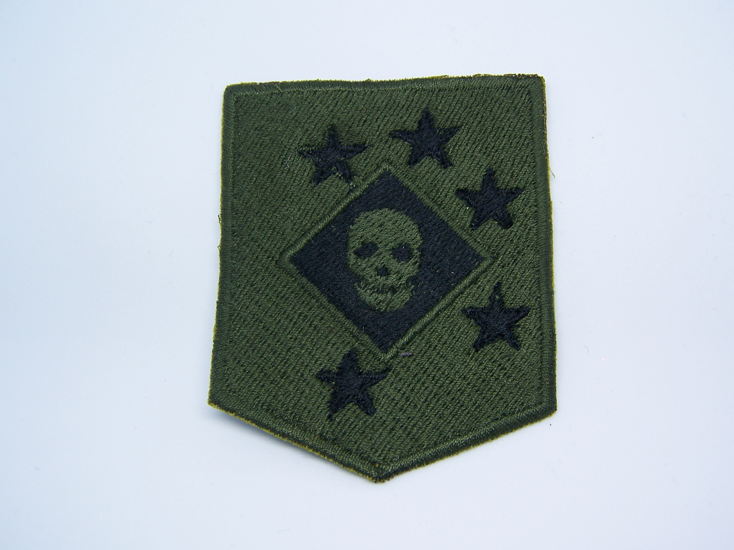 U.S. Marines special forces raiders - bojová les