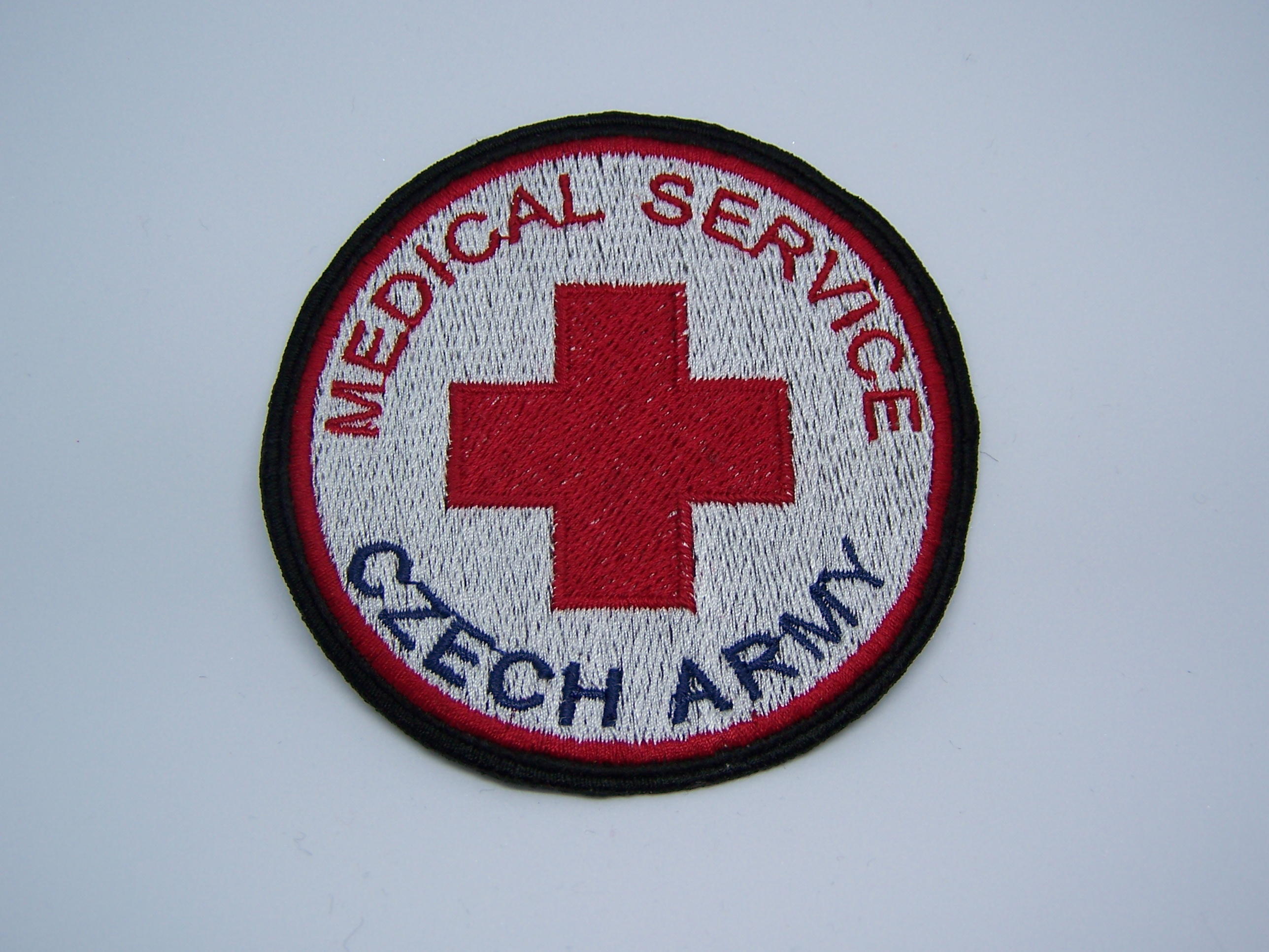 Medical Service Czech Army barevná