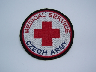 Medical Service Czech Army - barevná